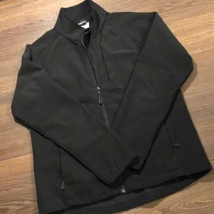 Black Diamond Soft Shell Black Jacket L